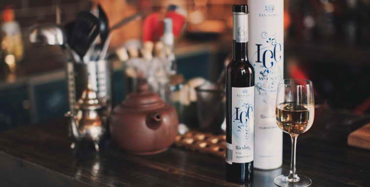 Ледяное вино и его особенности