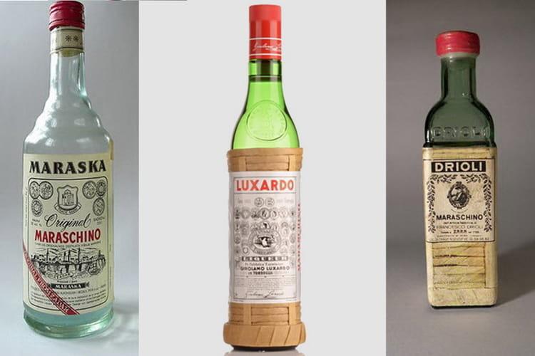 Разновидности ликера Maraschino