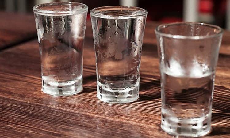 Класический рецепт еврейской водка изюмная