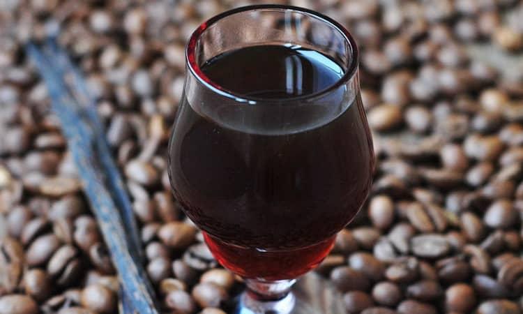 Рецепт кофейного ликера с самогона