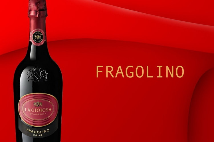 Особенности шампанского фраголино