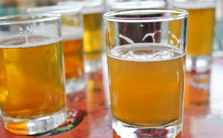 Особенности китайского пива
