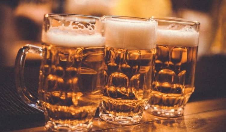 Как создавалось пиво в китае