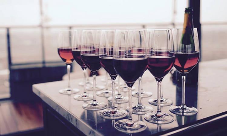 Какие есть сорта сухого красного вина