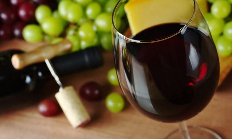 Особенности красного вина