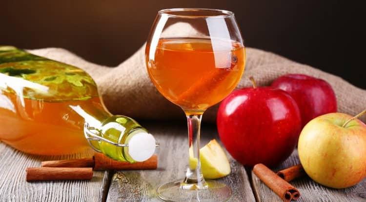 вино из сока яблок в домашних условиях простой рецепт