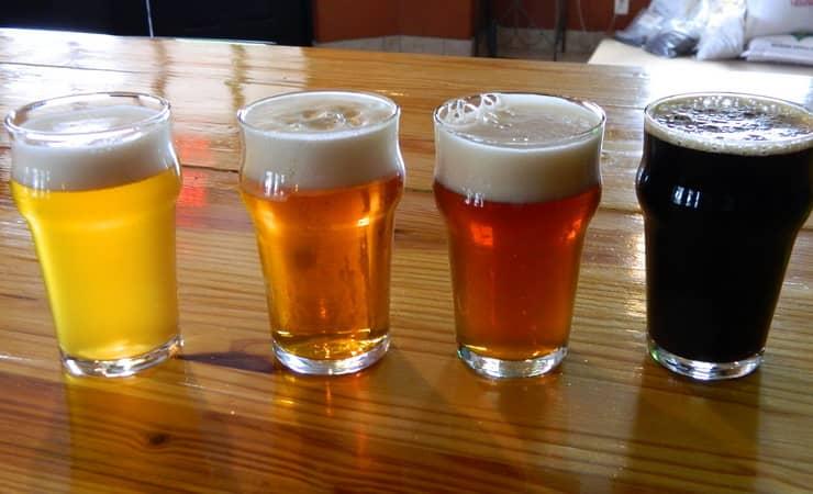 Особенности пива с англии