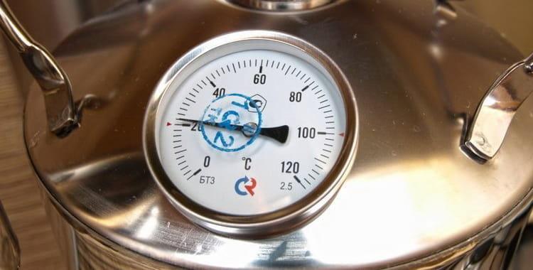 Нужен ли термометр на самогонный аппарат самогонный аппарат беларусь купить в беларуси