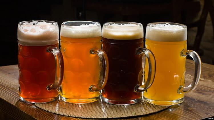 Пейте хорошое английское пиво