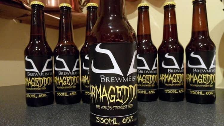 Как купить оригинальное пиво армагеддон