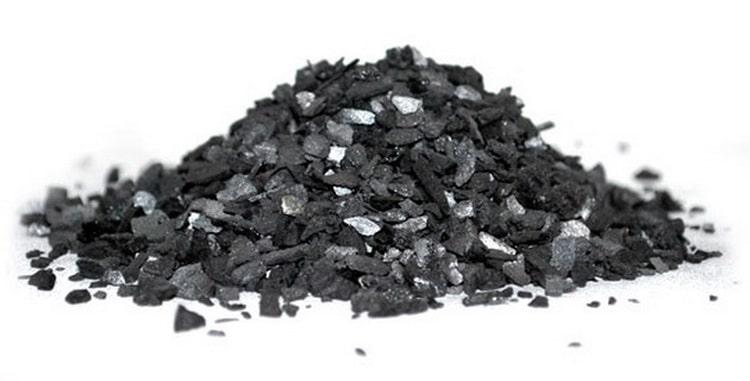 самодельная угольная колонна для очистки самогона