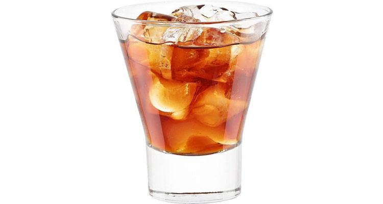 Разновидность white russian коктейль - белый мексиканец