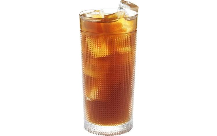 коктейли с колой с названием Бостонский чай