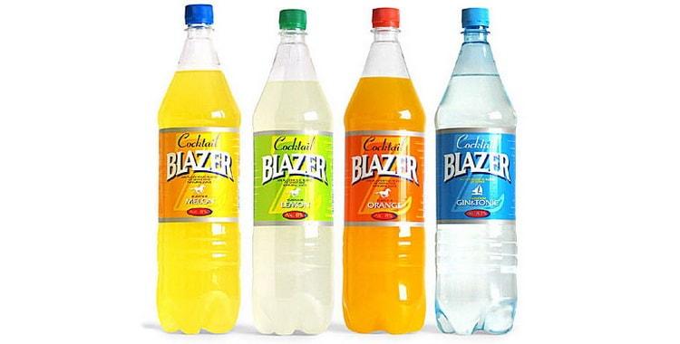 Алкогольный напиток блейзер