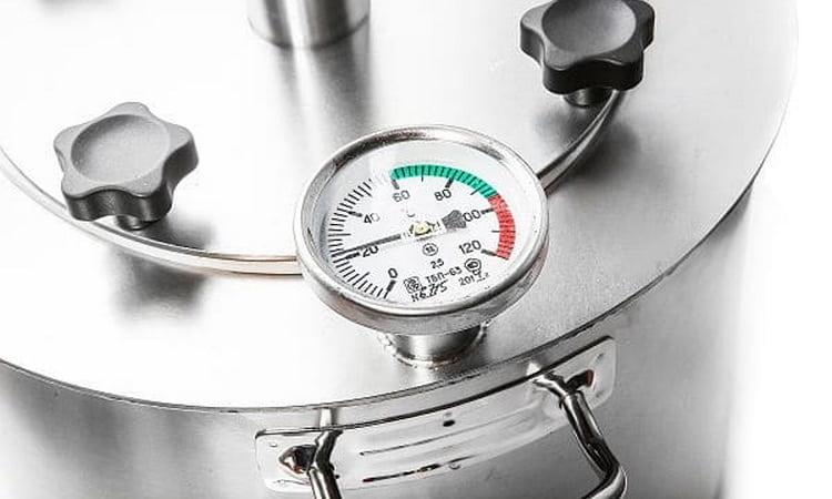 Жидкостный термометр для браги