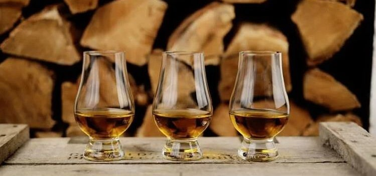 каким термином обозначают купажированный виски