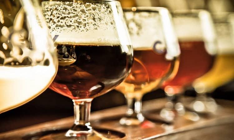 Отличное дорогое бельгийское пиво