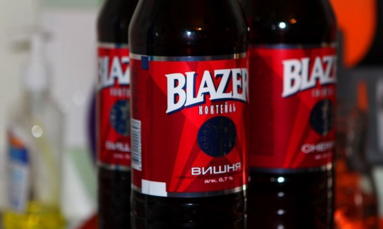 Состав напитока блейзер