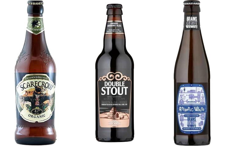 марка английского пива