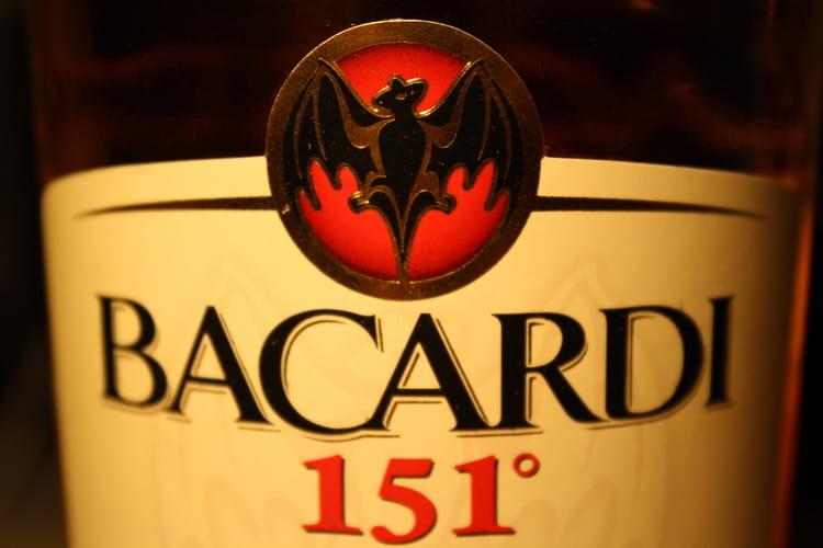 Особенности bacardi 151