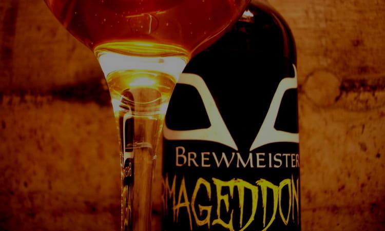Напитки такого же уровня как пиво armageddon