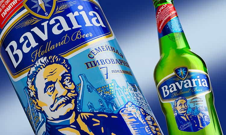 Как подавать и пить пиво бавария безалкогольное