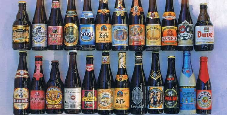 лучшее фирмі бельгийского пива