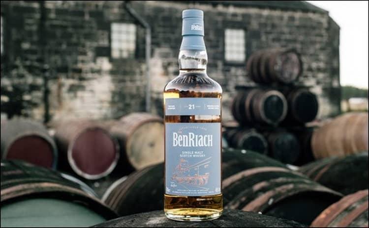 Вкусный и изысканный напиток benriach 21