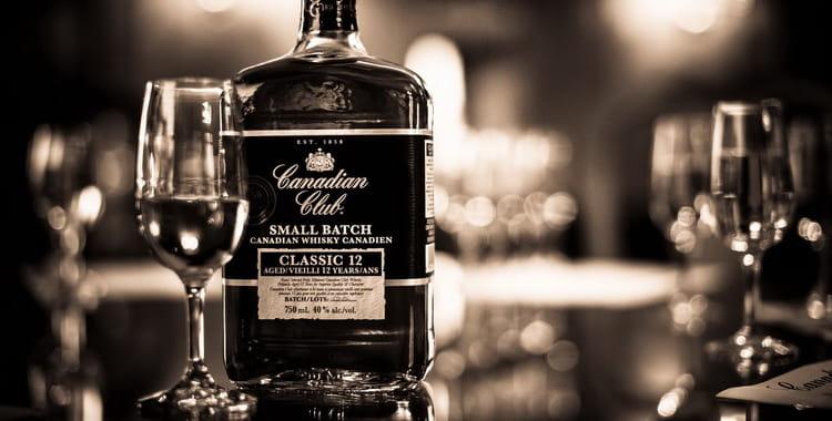 Виски Canadian Club (Канадиан Клаб) и его особенности