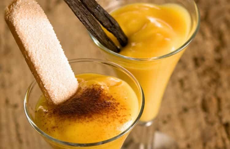 Как приготовить алкогольный напиток гоголь-моголь: рецепт