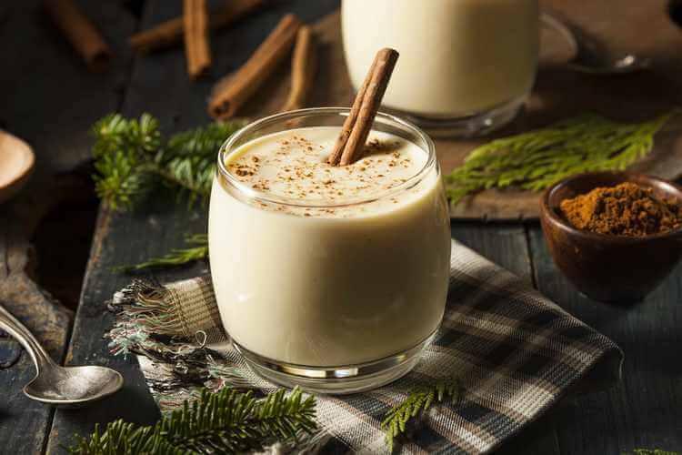 коктейль гоголь моголь: рецепт алкогольный