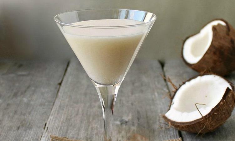 коктейль водка с молоком