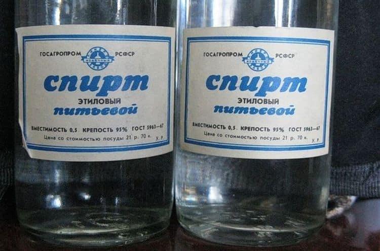Важно знать не только, как правильно развести спирт, но и какую воду для этого выбрать.