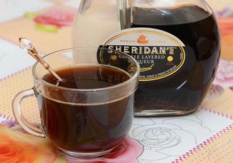 Все любители кофе с ликером оценят рецепт с Шериданс.