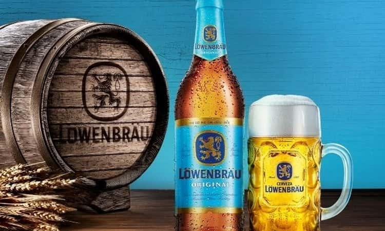 Как не прогадать с пивом lowenbrau