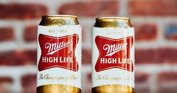 миллер пиво