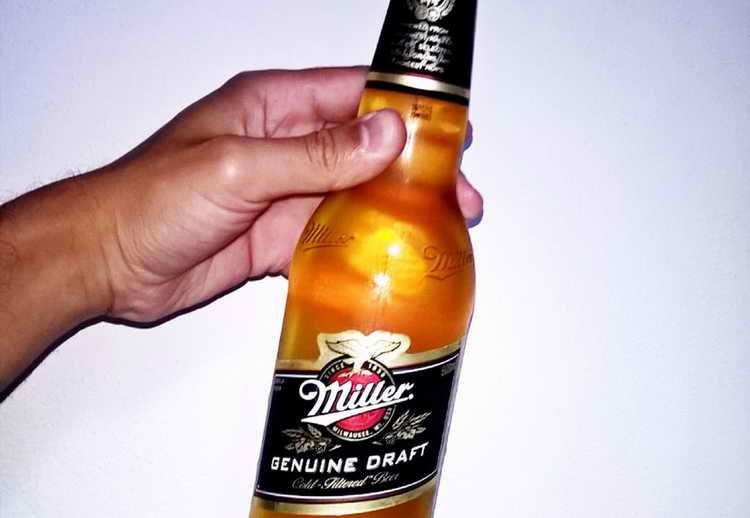 миллер пиво сколько градусов