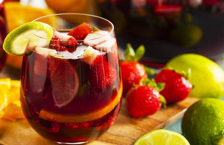 такое вино подойдет и для приготовления коктейлей.