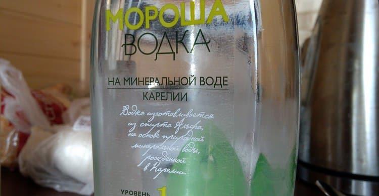 Важно также учитывать, что есть разные уровни мягкости водки Мороша: 1, 2 и 3, и знать, какая мягче.