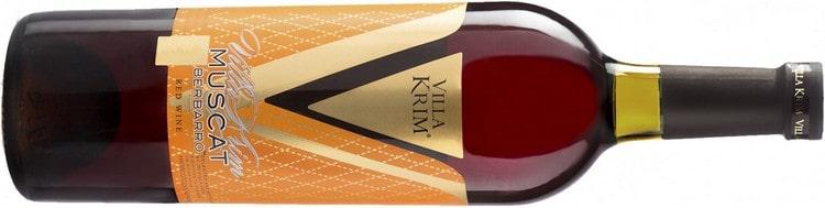 Крымские мускатные вина тоже пользуются популярностью.