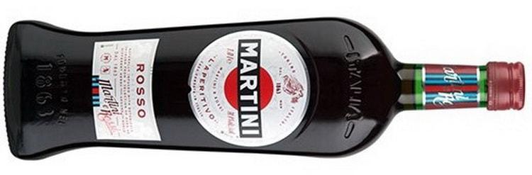 мартини Россо: дегустационные характеристики
