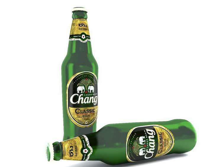 Как подавать тайское пиво