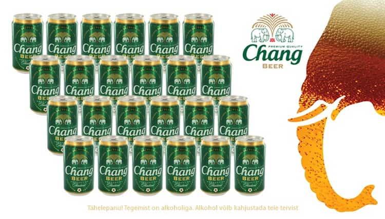 Пиво Чанг и его особенности