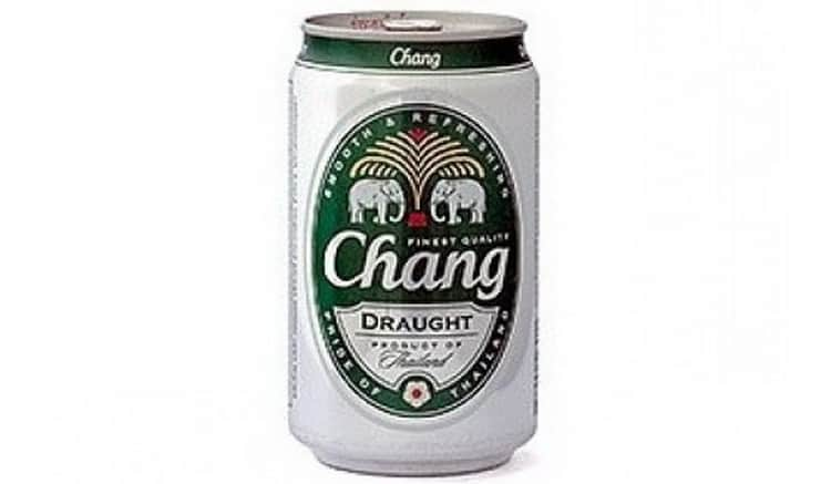 С чем смешивают пиво в тайланде