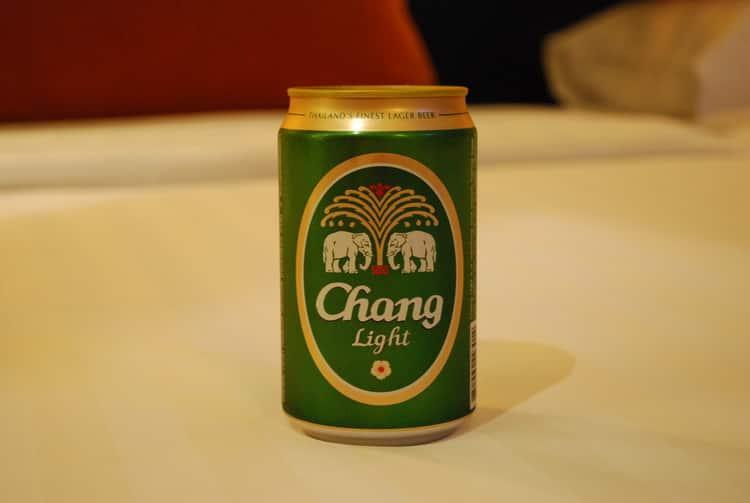 Чем закусывают пиво в тайланде