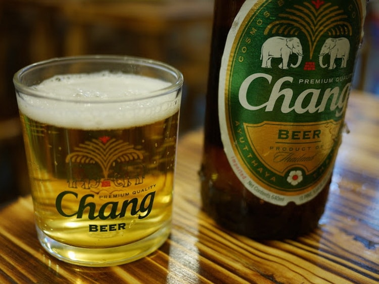Дегустационные характеристики пива чанг