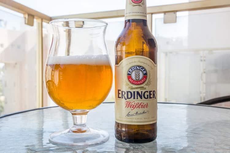эрдингер пиво: нефильтрованное
