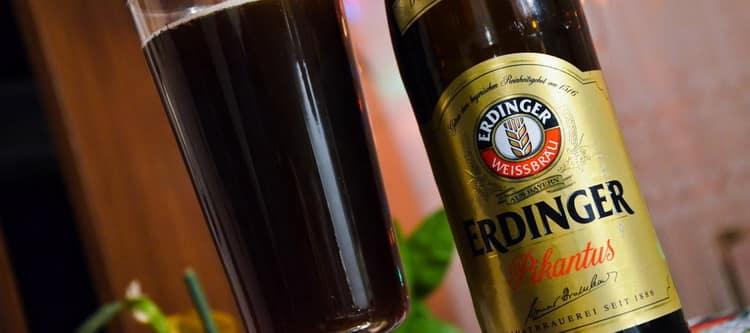 Как выбрать пиво Эрдингер
