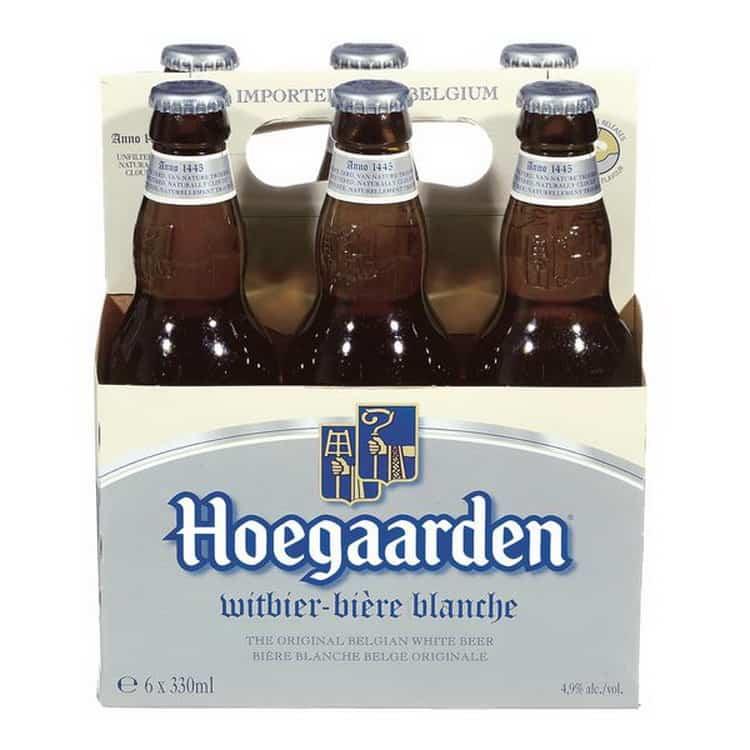 Как выбрать пиво Хугарден