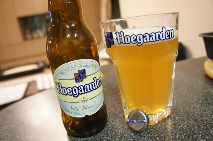 нефильтрованное пиво хугарден